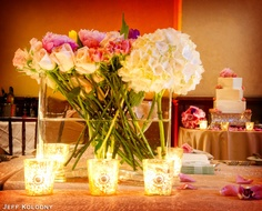 Wedding Photography by Jeff Kolodny. Decor by Boca by Design.