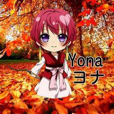 Chibi Yona ❣️ Akatsuki no Yona Credits: I didn't found the artist... ;(
