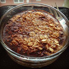 Churro Baked Oatmeal...this one was a fail!