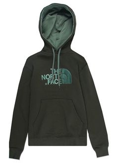 Drew Peak Hoodie In Rosin Green. The North FaceNorth ...