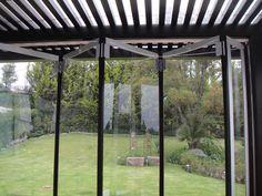 #Celosía #Muebles #Pérgola #Deck = #TerrazaLoft #ZeroMadera #Waterproof #Ramsol. www.ramsol.com