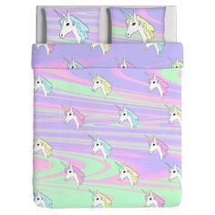 UNICORN DREAMS BED SHEET SET