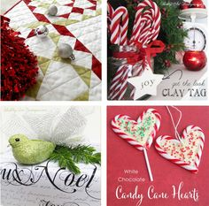 Shabby Art Boutique - 2014 Simply Christmas - Round up 7