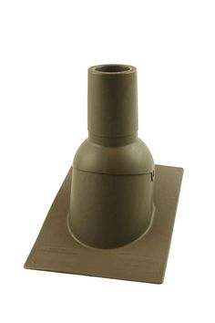 Perma Boot 312-3 BRN New OEM Plumbing Vent Boot for New Construction, 3-Inch Fits 3-Inch PVC Pipes, Brown *** See this great product.