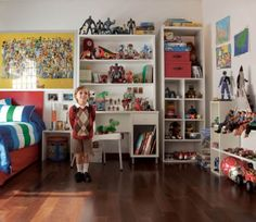 11 контейнеров, способных создать в доме идеальный порядок или поддержать творческий беспорядок