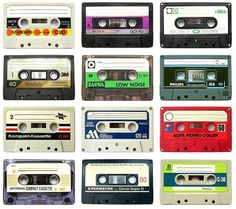 Cassette tapes-recorded songs off the radio! Nostalgia, 90s Kids, Back In The Day, Mixtape, Childhood Memories, The Dreamers, Old School, Culture, Cassette Tape