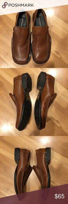 Bottesini Loafers brown leather size 9 Excellent used condition. Made in italy. Bin#06 bottesini Shoes Loafers & Slip-Ons
