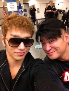 Simon D and Dynamic Duo's Choiza arrive in Seattle for 'Amoeba Culture and Kero 1′ concert #allkpop