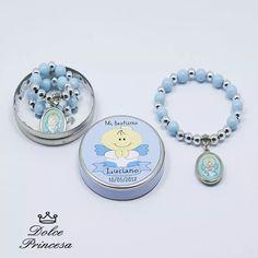 souvenirs bautismos comunion denarios con lata personalizada Baptism Favors, Baptism Party, Boy Baptism, Christening Giveaways, Baby Shower Souvenirs, Fc B, Craft Box, Xmas Crafts, Precious Moments