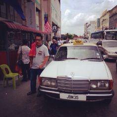 Benz.,,,luxurious taxi #batu pahat city, malaysia