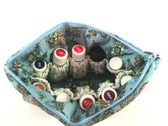 Small Essential Oil Pouch