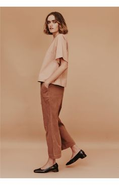 Body Measurements, Cotton Fabric, Trousers, Normcore, Pullover, Tees, Sleeves, How To Wear, Fashion