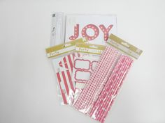 American Crafts Cheerful Party Pack