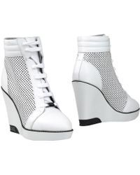 Karl Lagerfeld | Ankle Boots | Lyst