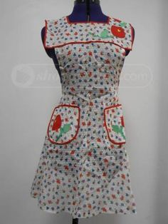 Vintage apron aprons vintage and aprons on pinterest