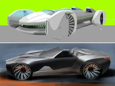 SAIC Roewe-MG 2014 Design Competition - The winners