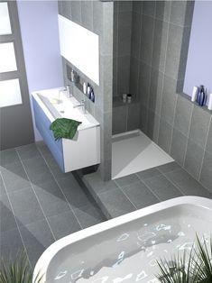 Idée décoration Salle de bain Tendance Image Description Album - Salle-de-bains-2012