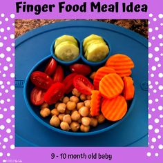 Babies Eating at 10 Months - Lessons By The Lake 10 Months Baby Food, 10 Month Old Baby Food, Healthy Baby Food, Food Baby, Baby Meal Plan, Whole Wheat Waffles, Baby Solid Food, Baby Finger Foods, Baby Eating