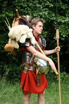 RomanArmyTalk :: Topic: Show here your Roman soldier impression (60/246)