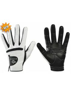 Bionic RelaxGrip™ Black Palm Golf Glove for Men