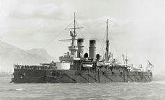 Sissoi Veliky (Russian: Сисой Великий) was a pre-dreadnought battleship built for the Imperial Russian navy