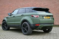 Range Rover Evoque Lifted >> Evoque Lift Kit Range Rover Evoque Forums Range Rover