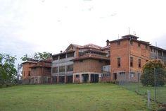 Abandoned Woogaroo Lunatic Asylum, Brisbane pic.twitter.com/nIYWkAxHZE