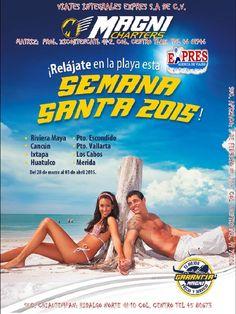 Playas semana santa 2015  PAQUETES DE PALYAS NACINALES DE SEMANA SANTA