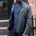 Luke Cage's short sleeve vneck tshirt
