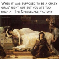 Hey don't eat too much of the dark bread at the Cheesecake Factory tonight. Make Em Laugh, I Love To Laugh, Laugh Out Loud, Memes Humor, Frases Humor, Renaissance Memes, Medieval Memes, Memes Arte, Art History Memes