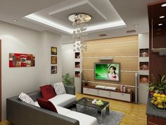46 Dazzling & Catchy Ceiling Design Ideas 2015 | Pouted Online Magazine – Latest Design Trends, Creative Decorating Ideas, Stylish Interior Designs & Gift Ideas