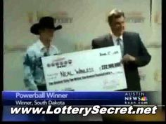 South African Lotto Winning System