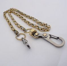 Wallet Chain-30 by EdcApparatus on Etsy