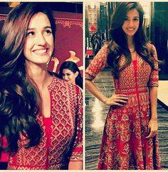 #traditional #cute #smile #disha #patani