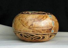 amaz gourd, gourd art, seal, craft gourd, celtic sea