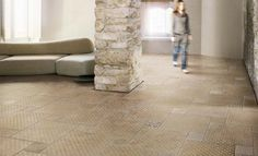 Beautiful Flagstone Tiles that are easy to maintain and easy on your pocket! The Dordogne region of France has long been renowned for its beautiful limestone flagstone tiles . Their beauty. Outdoor Tiles, Outdoor Flooring, Flagstone Tile, Outside Tiles, Best Bathroom Tiles, Exterior Tiles, Italian Tiles, Wall And Floor Tiles, Wet Rooms