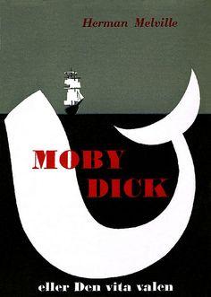 Herman Melville - Moby Dick eller Den vita valen 1955