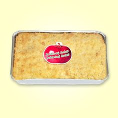 Jablkový koláč 400g • Produkty • Pečiváreň Maja Medzilaborce Ethnic Recipes, Food, Eten, Meals, Diet