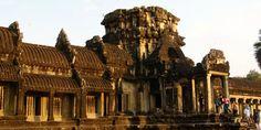 叮叮看世界 | 【柬埔寨】吳哥窟自由行-市區半日遊&Angkor Wat 落日 2