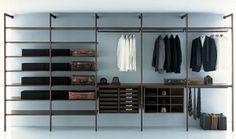 Cabine armadio: Cabina armadio Storage da Porro