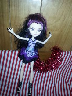 Ever After High doll Raven  #Mattel #DollswithClothingAccessories
