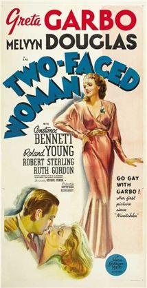 Título original  Two-Faced Woman  Año  1941  Duración  90 min.  País  Estados Unidos  Director  George Cukor  Guión   ...