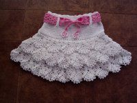 lovely lace crochet skirt, russian description but it looks easy enough with the diagram of the lace borders. lovely lace crochet skirt, russian description but it looks easy enough with the diagram of the lace borders. Crochet Ruffle, Crochet Skirts, Baby Girl Crochet, Crochet Baby Clothes, Crochet For Kids, Crochet Children, Crochet Dollies, Crochet Woman, Baby Skirt