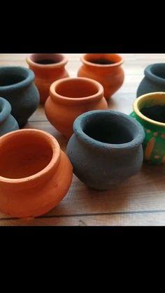 Homemade Home Decor, Diy Crafts For Home Decor, Diy Crafts Hacks, Diy Crafts For Gifts, Diy Arts And Crafts, Creative Crafts, Diy Room Decor, Pottery Painting Designs, Apartment Balcony Decorating