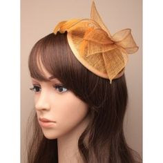 Bibi Chapeau Rétro Rockabilly Pin-Up 40's 50's Glamour