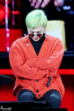 G-Dragon at Hajimari No Sayonara Event in Japan