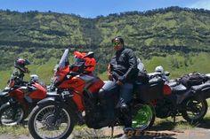 Xventure Ride Kawasaki Versys X 250, jelajah Surabaya - Bromo - Ketapang