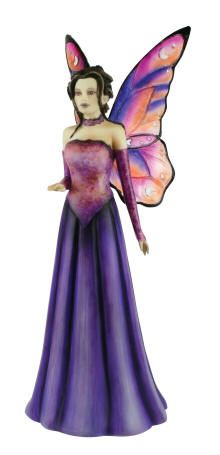Believe In Your Dreams Fairy Figurine by Jessica Galbreth