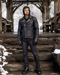 Leather Studs