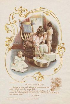 #Ivory Soap ad for laundry!